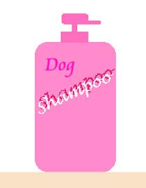 犬用のシャンプーを使う